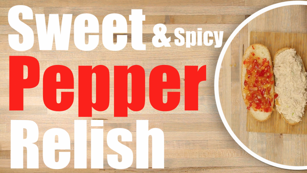 Pepper Relish Recipe Thumbnail