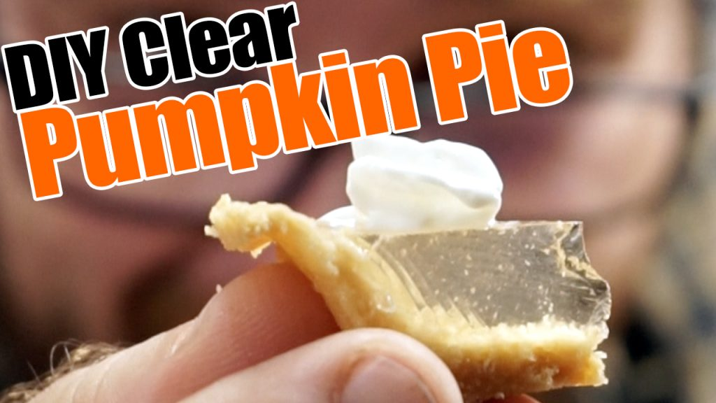 DIY Clear Pumpkin Pie Thumb
