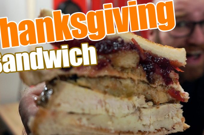 Thanksgiving Sandwich – The Moistmaker