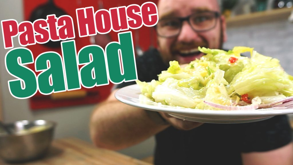 Pasta House Salad recipe thumbnail