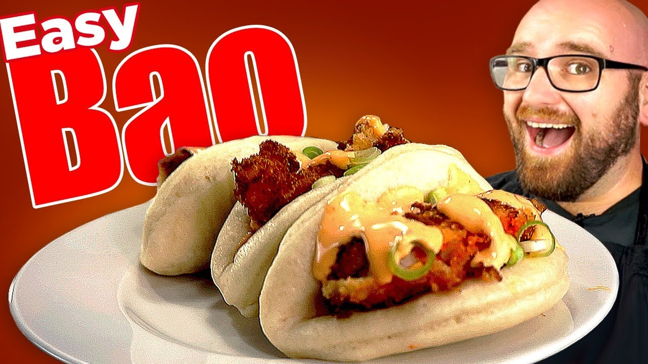 Bao Buns Recipe – You'll LOVE these easy steamed buns!