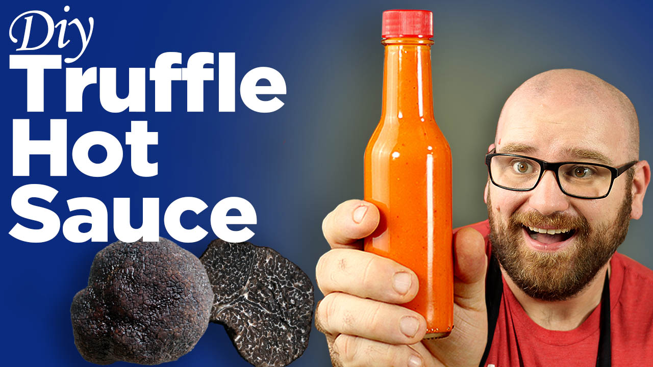 Truffle Hot Sauce Recipe – Truff Copycat