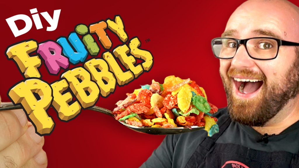 Diy Fruity Pebbles