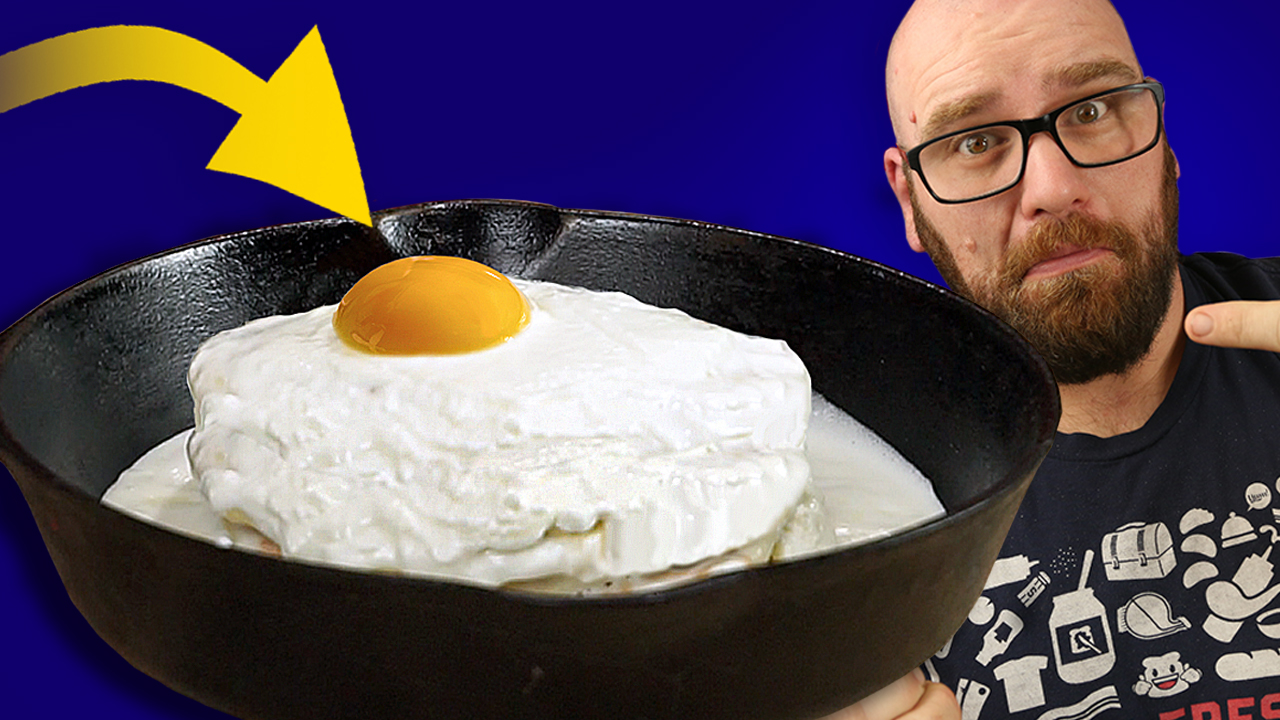 Wait… is this an Egg or a Pancake 🥞 | FoodGod Recreation