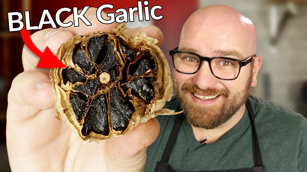 Black Garlic Thumb