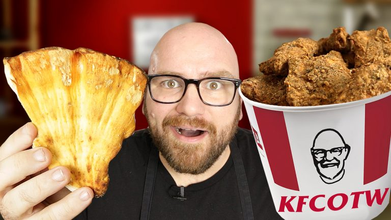 KFC Chicken Of the woods